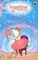angelina ballerina: five favourite tales: Ladybird Books Staff