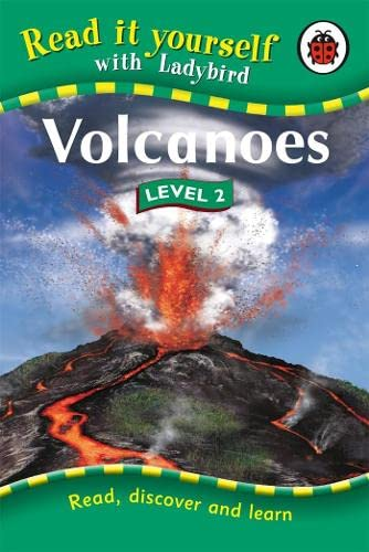 Read It Yourself Volcanoes Level 2 (Read It Yourself - Level 2): Ladybird
