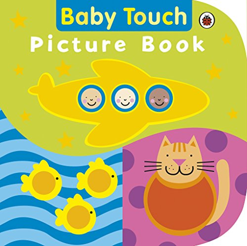 Baby Touch Picture Book (Board Books): Ladybird