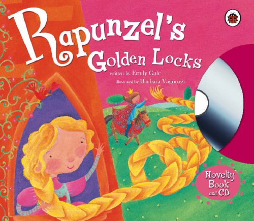 9781846465819: Rapunzel's Golden Locks (Book & CD)