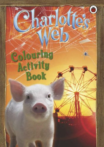 9781846465888: Colouring and Activity Book (Charlotte's Web)