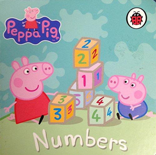 9781846466144: Numbers (Peppa Pig)
