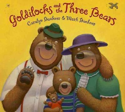 9781846467554: Goldilocks and the Three Bears