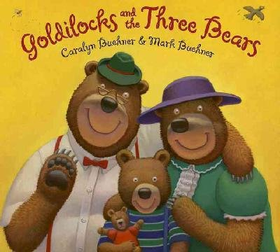 9781846467554: Goldilocks and the Three Bears