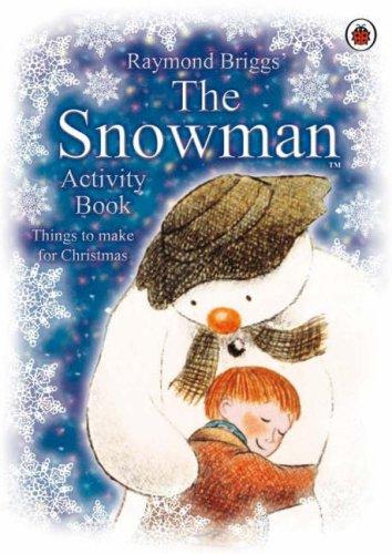 9781846467660: Snowman Activity Book