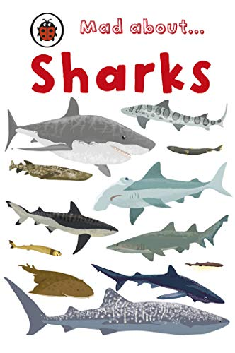 9781846467981: Ladybird Minis Mad About Sharks