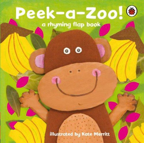 9781846468124: Peek-a-Zoo