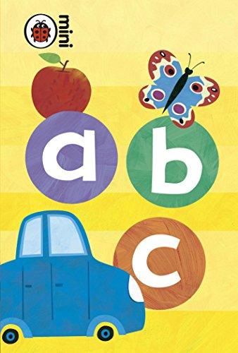 Early Learning: ABC (Ladybird Minis): Ladybird