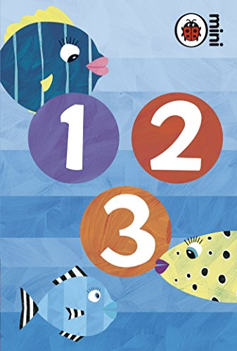 9781846468148: Ladybird Minis 123 (Early Learning Mini)