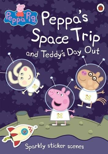 peppa pig: peppa's space trip: Ladybird