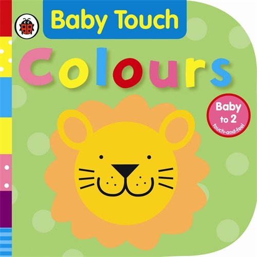 9781846469084: Baby Touch Colours