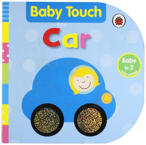 9781846469114: Baby Touch: Car