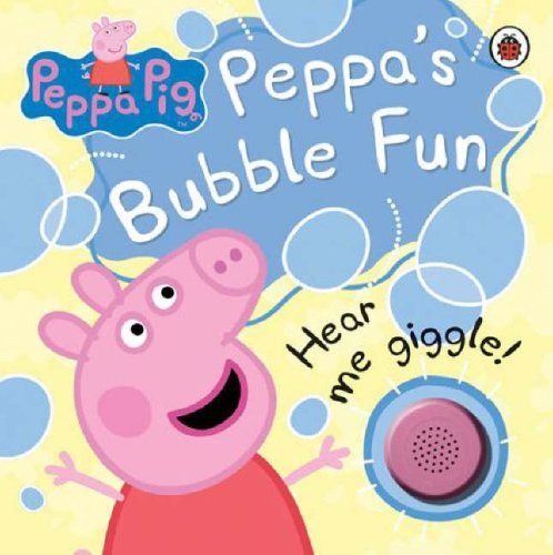 peppa pig: peppa's bubble fun (9781846469145) by Ladybird