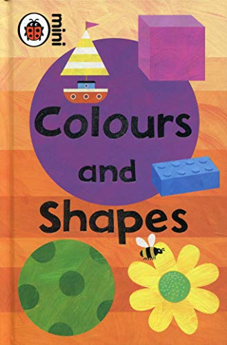 9781846469190: Early Learning: Colours and Shapes (Ladybird Minis ...