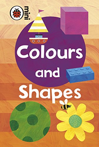 9781846469190: Ladybird Mini Colours And Shapes (Early Learning)