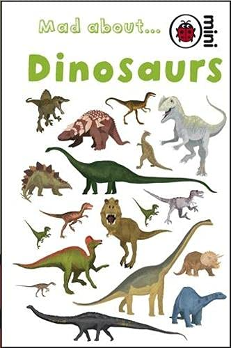 9781846469220: Ladybird Minis Mad About Dinosaurs
