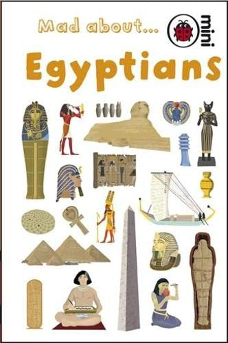 9781846469244: Mad About Egyptians (Ladybird Minis)