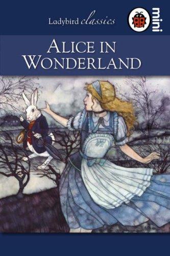 9781846469459: Ladybird Minis Alice In Wonderland (Ladybird Classics)