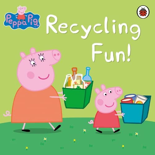 9781846469527: peppa pig: recycling fun