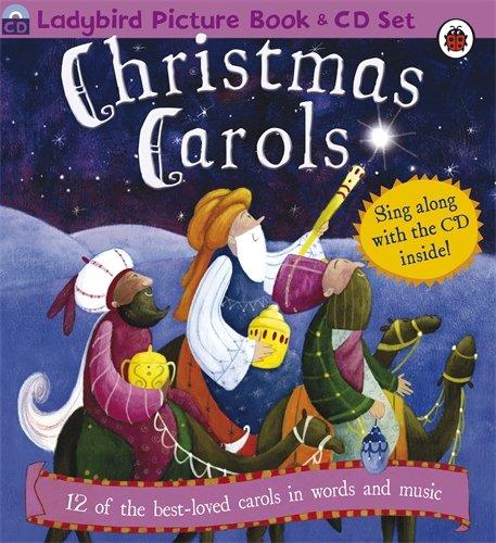 9781846469589: Christmas Carols Book and CD (Book & CD)
