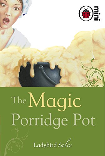 The Magic Porridge Pot (Hardcover): Lbd