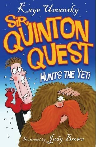 9781846470578: Sir Quinton Quest Hunts the Yeti
