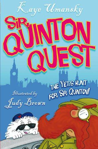 Yetis Hunt Sir Quinton Quest: Umansky, K