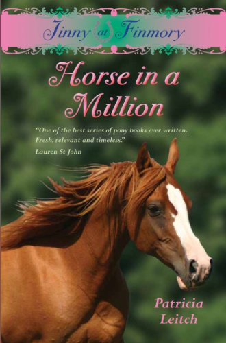 9781846471254: Horse in a Million (Jinny at Finmory)