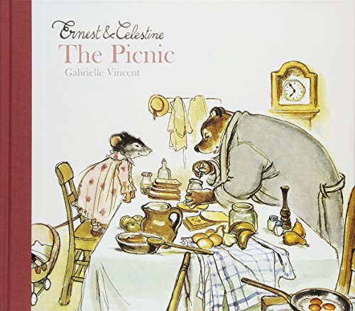9781846471674: Ernest and Celestine - The Picnic