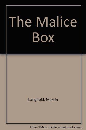 9781846483097: The Malice Box
