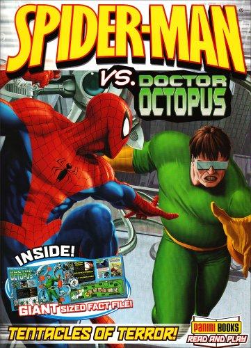 9781846530159 spiderman vs doctor octopus tentacles of terror