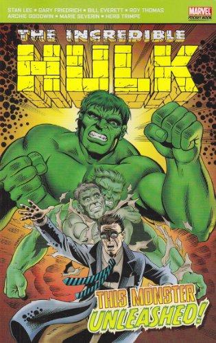 9781846530555: Monster Unleashed (Incredible Hulk)