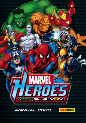 9781846530647: Marvel Heroes 2009 (Annual)