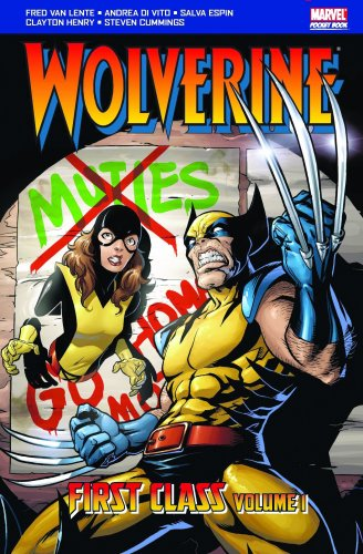 Wolverine: First Class The Rookie: Various
