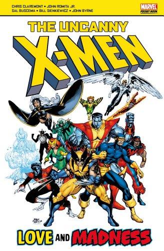 Uncanny X-men: various