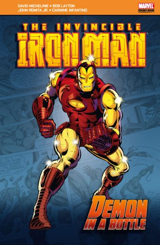 9781846531293: The Invincible Iron Man: Demon in a Bottle