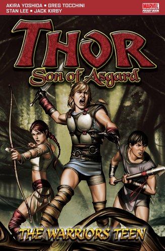 Thor: The Warriors Teen (Marvel Pocketbooks): various