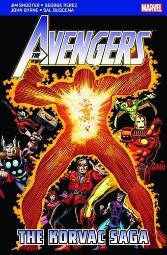 9781846531767: The Avengers: The Korvac Saga