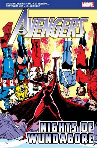 9781846531798: The Avengers: Nights of Wundagore (Marvel Pocketbooks)