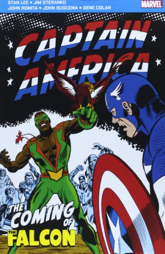 9781846531927: Captain America: the Coming of the Falcon (Marvel Pocket Books)