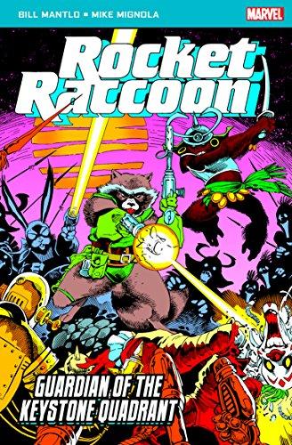 9781846531934: Rocket Raccoon: Guardian of the Keystone Quadrant (Marvel Pocket Books)