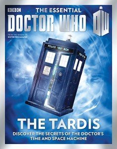 9781846531996: THE ESSENTIAL DOCTOR WHO : THE TARDIS BOOKAZINE