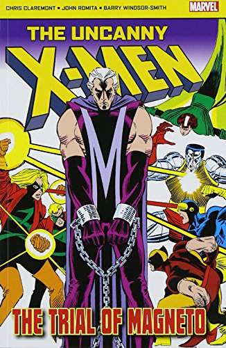 9781846532047: The Uncanny X-Men: The Trial of Magneto