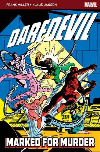 9781846532061: Daredevil: Marked for Murder (Marvel Pocketbooks)