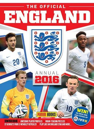 9781846532184: Official England FA Annual (Annuals 2016)