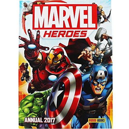 9781846532238: Marvel Heroes Annual 2017