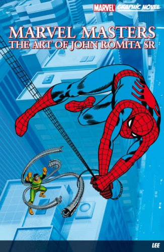 9781846534034: Marvel Masters: The Art Of John Romita Sr