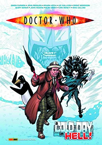 9781846534102: Doctor Who: A Cold Day in Hell GN (Dr Who Graphic Novels)