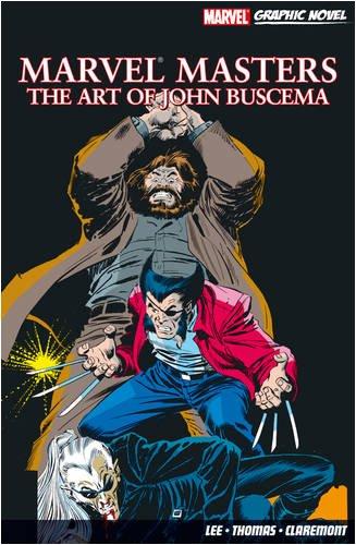 9781846534126: The Art of John Buscema (Marvel Masters)