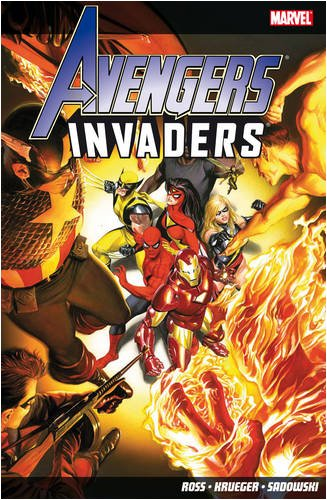 9781846534133: Avengers Invaders